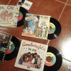 Discos de vinilo: LOTE DE 11 SINGLES DE PARCHIS. Lote 115421087