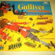 Discos de vinilo: GULLIVER - ED. GERMANY . Lote 115424067