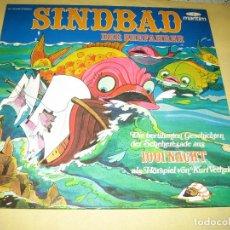 Discos de vinilo: SINDBAD - ED. GERMANY . Lote 115424123