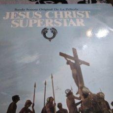 Discos de vinilo: JESUCRISTO SUPERESTAR, JESUS CHRIST SUPERSTAR. Lote 115429250