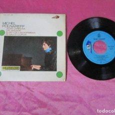 Discos de vinilo: MICHEL POLNAREFF -ALMA CARIÑOSA /FAT MADAME/EL REY DE LAS HORMIGAS EP VINILO. Lote 115438071