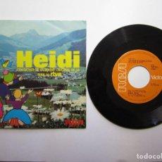 Discos de vinilo: HEIDI 1975. Lote 115445227