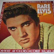 Discos de vinilo: RARE ELVIS VOL.2 - LP - EX/EX - [CANCIONES RARAS DE ELVIS PRESLEY] PL-89119. Lote 115450075