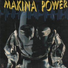 Discos de vinilo: MAKINA POWER - FIFTH-DANCE / LP HORUS DE 1992 RF-5110 , BUEN ESTADO. Lote 115454483