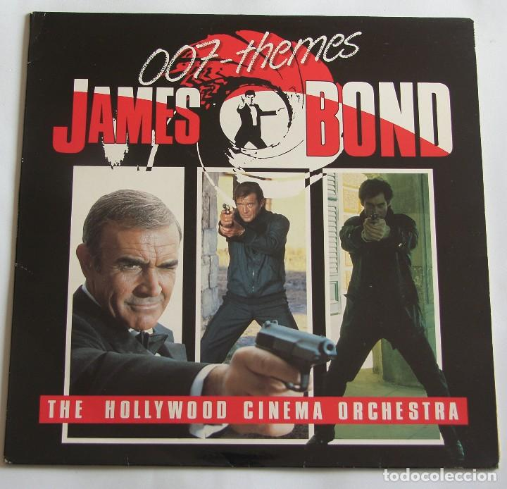 hollywood cinema orchestra james bond 007 theme - Buy Vinyl Records LP of  Soundtracks at todocoleccion - 115457991