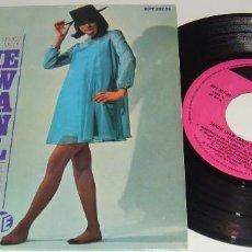 Discos de vinilo: EP- SANDIE SHAW - CANTA EN ESPAÑOL - EUROVISION -MARIONETAS EN LA CUERDA + 3 - SANDIE SHAW. Lote 115458935