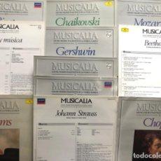 Discos de vinilo: COLECCION MÚSICA CLASICA. Lote 115459935