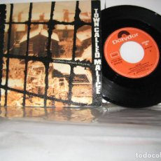 Disques de vinyle: THE JAM 45 RPM TOWN CALLED MALICE POLYDOR. Lote 115460675