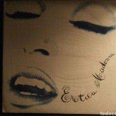 Discos de vinilo: EROTICA - MADONNA. Lote 115461010