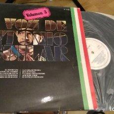 Discos de vinilo: ANTONIO AGUILAR - LA VOZ DE ANTONIO AGUILAR VOL.3 (LP 1980, ZAFIRO . Lote 115492187