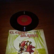 Discos de vinilo: EL ENANO SALTARIN. MB3. Lote 115494663