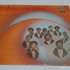 Discos de vinilo: SINGLE - TABOU COMBO - NEW YORK CITY - 1975. Lote 115496551