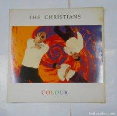 Discos de vinilo: THE CHRISTIANS. - COLOUR - LP. TDKDA5. Lote 115512843