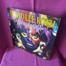 Discos de vinilo: DAVID LEE ROTH - SONRISA SALVAJE - WARNER BROS RECORDS 1986. Lote 115513055