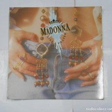 Discos de vinilo: MADONNA. - LIKE A PRAYER. TDKLP. Lote 115513627