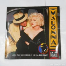 Discos de vinilo: MADONNA. - I´M BREATHLESS. MUSIC FROM AND INSPIRED BY THE FILM DICK TRACY. TDKDA5. Lote 115514071