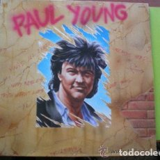 Discos de vinilo: STREETBAND FEATURING PAUL YOUNG. ZAFIRO 1986. NUEVO SIN ESTRENAR.. Lote 115521967