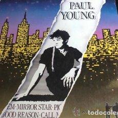 Discos de vinilo: STREETBAND FEATURING PAUL YOUNG. ZAFIRO 1986. Lote 115522383
