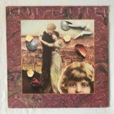 Discos de vinilo: LONE JUSTICE - SHELTER - LP - GEFFEN 1986 SPAIN CON LETRAS. Lote 115527991