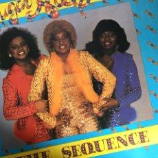 Discos de vinilo: THE SEQUENCE. SUGAR HILL PRESENTS.. ZAFIRO 1982 PROMO SPAIN. Lote 115543691