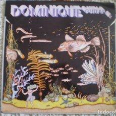 Discos de vinilo: LP. DOMINIQUE GUITAR 4. 1987. Lote 115552203