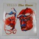 Discos de vinilo: YELLO. - THE RACE / ANOTHER RACE. TDKDA9. Lote 115552723