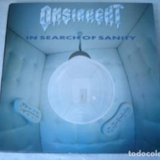 Discos de vinilo: ONSLAUGHT IN SEARCH OF SANITY . Lote 115559095