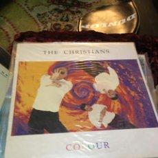 Discos de vinilo: THE CHRISTIANS - COLOUR - LP . Lote 115567139