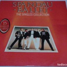 Discos de vinilo: LP - SPANDAU BALLET - THE SINGLES COLLECTION - 1985. Lote 115574387