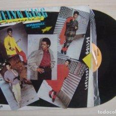 Discos de vinilo: EVELYN CHAMPAGNE KING - ACTION - MAXISINGLE 45 - ESPAÑOL 1983 - RCA. Lote 115577279