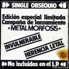 Discos de vinilo: BARÓN ROJO. EDICIÓN ESPECIAL LIMITADA. Lote 115583763
