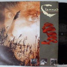 Discos de vinilo: CLANNAD - PASTPRESENT (LP BMG-ARIOLA 1989 ESPAÑA). Lote 115584327