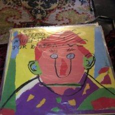 Discos de vinil: LP . LOS TOREROS MUERTOS POR BIAFRA. Lote 115606915