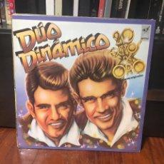 Discos de vinilo: DÚO DINÁMICO - 20 EXITOS DE ORO LP. Lote 278938538