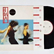 Discos de vinilo: DISCO DE VINILO LP MECANO AIDALAI 1991. Lote 115611979