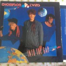 Discos de vinilo: LP THOMPSON TWINS-INTO THE GAP. Lote 115613179