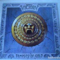 Discos de vinilo: VICTORY TEMPLES OF GOLD . Lote 115616767