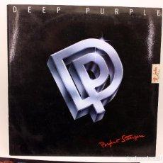Discos de vinilo: DEEP PURPLE - PERFECT STRANGERS - POLYDOR - 823 777-1 - 1984 - EDICIÓN ESPAÑOLA. Lote 115618043