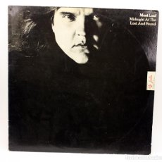Discos de vinilo: MEAT LOAF - MIDNIGHT AT THE LOST AND FOUND - EPIC - EPC 25243 - EDICIÓN ESPAÑOLA - 1983. Lote 115619055