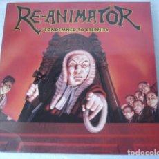 Discos de vinilo: RE-ANIMATOR CONDEMNED TO ETERNITY . Lote 115619835