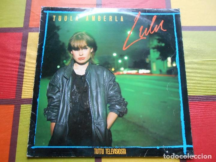 DISCO DE TUULA AMBERLA-LULU. (Música - Discos - LP Vinilo - Country y Folk)