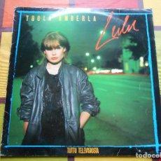 Discos de vinilo: DISCO DE TUULA AMBERLA-LULU.. Lote 115620571