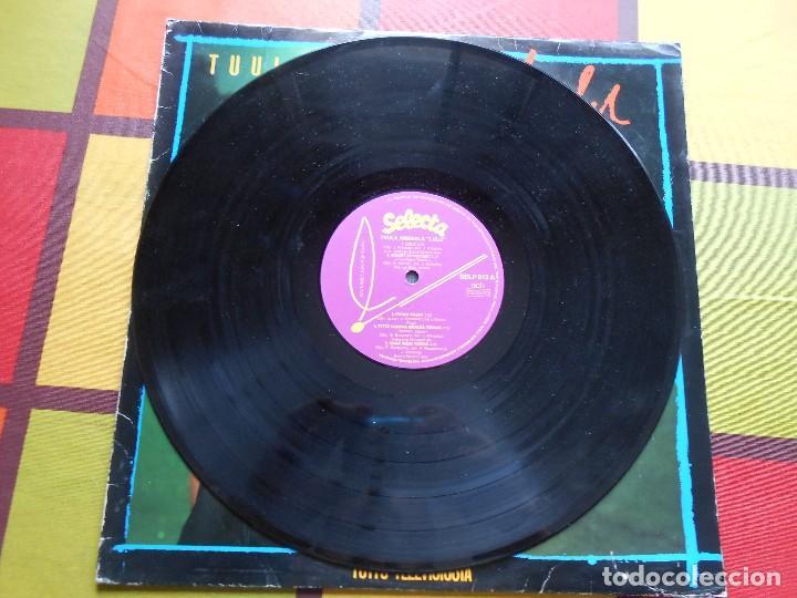 Discos de vinilo: DISCO DE TUULA AMBERLA-LULU. - Foto 3 - 115620571