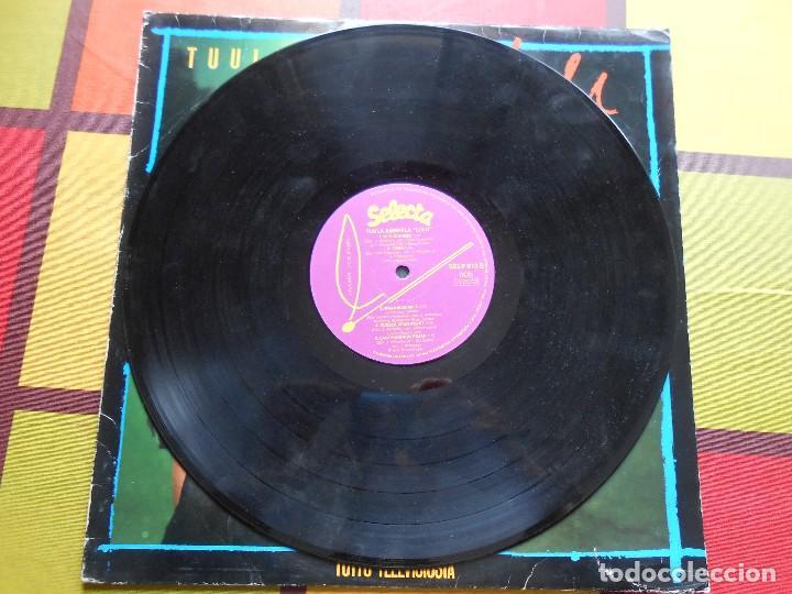 Discos de vinilo: DISCO DE TUULA AMBERLA-LULU. - Foto 4 - 115620571