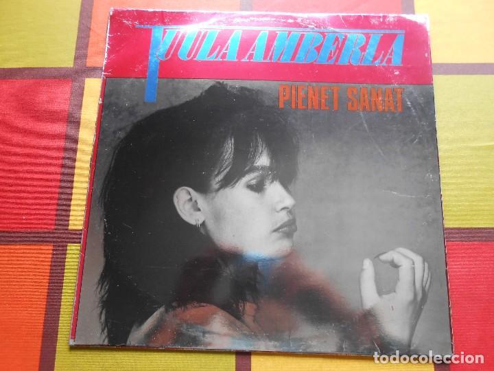 DISCO DE TUULA AMBERLA-PIENET SANAT. (Música - Discos - LP Vinilo - Country y Folk)