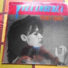 Discos de vinilo: DISCO DE TUULA AMBERLA-PIENET SANAT.. Lote 115622363