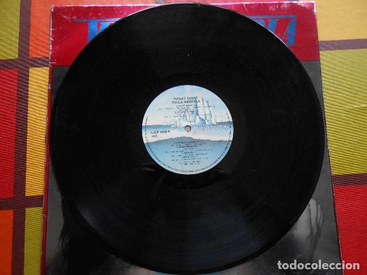Discos de vinilo: DISCO DE TUULA AMBERLA-PIENET SANAT. - Foto 6 - 115622363