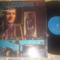 Discos de vinilo: BILLY J KRAMER & THE DAKOTAS - BILLY BOY (1963-PLEASURE) OG ENGLAND. Lote 115622807