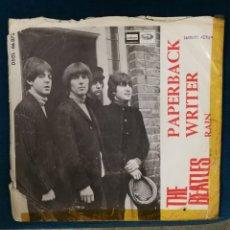 Discos de vinilo: THE BEATLES PAPERBACK WRITER. Lote 115624142