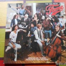 Discos de vinilo: DISCO DE THE KIDS FROM FAME.. Lote 115624627
